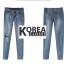 กางเกงยีนส์ Embellished Skinny Jeans thumbnail 6