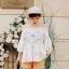 เสื้อแฟชั่น Lala Embroidery Off-Shoulder Blouse thumbnail 4