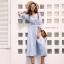 เดรส Boho Embroidery Maxi Dress thumbnail 8