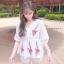 เสื้อปักลายดอกไม้ thumbnail 2