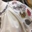 เสื้อแฟชั่น Zara Boho Embroidery Top thumbnail 9
