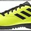 รองเท้าฟุตบอล /ร้อยปุ่ม Adidas Conquisto II TF สี เขียว thumbnail 4