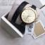 นาฬิกาข้อมือ MICHAEL KORS รุ่น Runaway Champagne Dial Black Leather Ladies MK2315 thumbnail 1