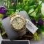 MK Everest Gold Tone Chronograph Glitz Dial Watch - MK5849 thumbnail 2