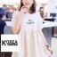 ชุดเดรสแฟชั่น Dotty KoKo Mini Dress thumbnail 7