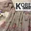 เสื้อแฟชั่น Floral Print Off-Shoulder Organza Balloon-Sleeve Top thumbnail 10