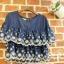 เสื้อแฟชั่น Lyn Around Embroidered Blouse thumbnail 5