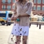 เสื้อซีทรู Zara See Though Embroidery Top thumbnail 1