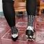 ถุงเท้ากันลื่น H3 Super ยาว (สีดำ) thumbnail 12
