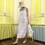 แม็กซี่เดรส Majestic Lace Maxi Dress thumbnail 6