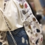 เสื้อแฟชั่น Zara Boho Embroidery Top thumbnail 7