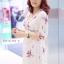 แม็กซี่เดรส Gongyu Embroidery Maxi Dress thumbnail 5
