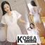 จั๊มสูทขาสั้นแฟชั่นเกาหลี thumbnail 4