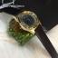 นาฬิกาข้อมือ MARC BY MARC Henry Black Cut-out Dial Gold Ion-Plated Ladies MBM1246 thumbnail 3