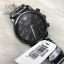 Armani Luigi Black Dial Men's Chronograph Watch AR1509 thumbnail 3