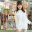 เสื้อแฟชั่น Baby Doll Lace Blouse thumbnail 1