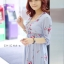 แม็กซี่เดรส Gongyu Embroidery Maxi Dress thumbnail 11