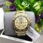 MK Everest Gold Tone Chronograph Glitz Dial Watch - MK5849 thumbnail 3