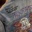 แจ็คเก็ตยีนส์ Sly Flyfirst Embroidery Vintage Denim Jacket thumbnail 9