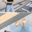 กางเกงยีนส์ขาบาน Bell Leg Wash Jeans thumbnail 4