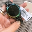 นาฬิกาข้อมือ MICHAEL KORS รุ่น Slim Runway Iridescent Black Stainless Steel Watch MK3603 thumbnail 3