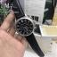 นาฬิกาข้อมือ MICHAEL KORS รุ่น Gage Chronograph Black Dial Black Leather Men's Watch MK8442 thumbnail 1