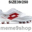 รองเท้าฟุตบอล LOTTO MENS FUERZAPURA 700 FG 40/250 thumbnail 1