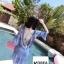 เสื้อแฟชั่น Chillin Summer Blouse thumbnail 7