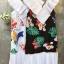 ชุดเดรส Summer Macawbird Pleats Dress thumbnail 6