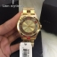 MARC BY MARC JACOBS Ladies Henry Skeleton Watch Gold MBM3263 thumbnail 1