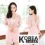 จั๊มสูทขาสั้นแฟชั่นเกาหลี thumbnail 7