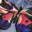 แจ็คเก็ตยีนส์ Butterfly Mosaic Embroidery Denim Jacket thumbnail 7