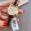 นาฬิกาข้อมือ MICHAEL KORS รุ่น Bradshaw Chronograph Dial Gold-Tone Ladies Watch - MK6318 thumbnail 1