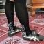 ถุงเท้ากันลื่น H3 Super ยาว (สีดำ) thumbnail 9