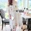 แม็กซี่เดรส Embroidery Floral Maxi Dress thumbnail 2