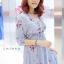 แม็กซี่เดรส Gongyu Embroidery Maxi Dress thumbnail 10