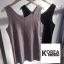เสื้อกล้ามสไตล์เกาหลี thumbnail 4
