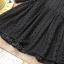 เสื้อลูกไม้ Embroidered Lace Midi Dress thumbnail 14