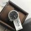 นาฬิกาข้อมือ MICHAEL KORS รุ่น Women's Mini Parker Black Case Glossy Leather Strap Watch MK2566 thumbnail 1