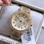 นาฬิกาข้อมือ MICHAEL KORS รุ่น Mini Parker Champagne Glitz Dial Steel Ladies Watch - MK6056 thumbnail 3