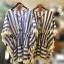เสื้อแฟชั่น Boho Stripe wt Fringe Top thumbnail 6