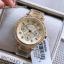 นาฬิกาข้อมือ MICHAEL KORS รุ่น Mini Parker Champagne Glitz Dial Steel Ladies Watch - MK6056 thumbnail 1
